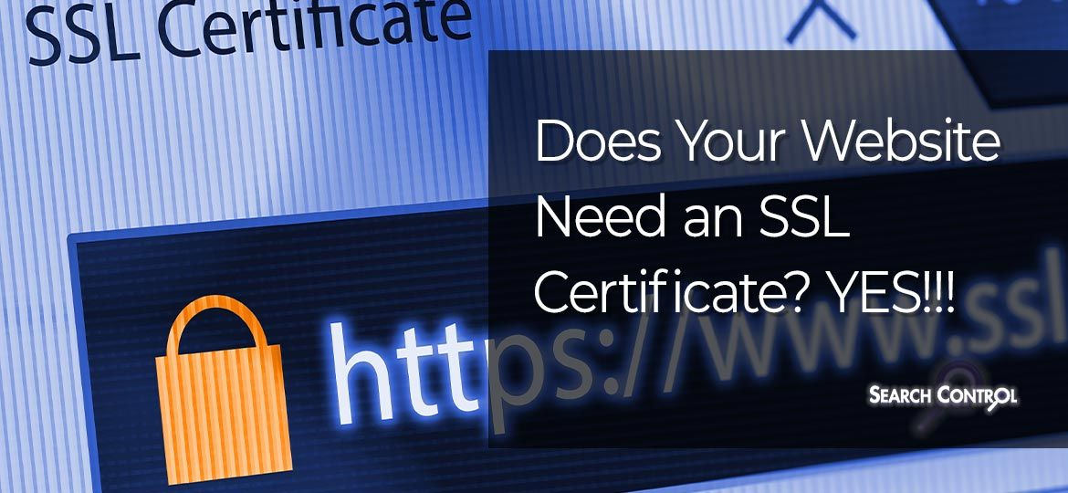 Website SSL Certificate
