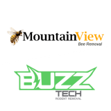 Mountain View Bee Removal and Buzz Tech Rodent Removal logo