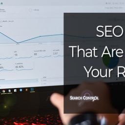 SEO Problems That are Dropping Your Website Rankings and Traffic